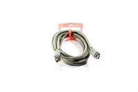 VIVANCO FireWire-Kabel IEEE1394  4p/4p  2m grau 4pin/4pin...