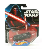 HOT WHEELS Star Wars - The Force Awakens - Kylo Ren -...